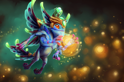Cosmetic icon Loading Screen of the Ethereal Monarch.png