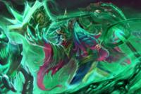 Загрузочный экран: Master Necromancer