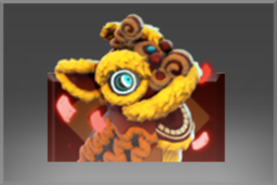 Cosmetic icon New Bloom - Dancing Lion.png