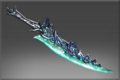 Twisted Ghostblade of the Frozen Apostle