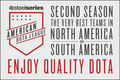 American Dota League Season 2 Ticket