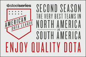 American Dota League Season 2 Ticket