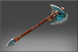 Cosmetic icon Axe of the Warstomp Clan.png
