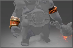Cosmetic icon Bracer and Band of Ancestral Luck.png