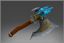 Cosmetic icon Axe of the Stoutheart Growler.png