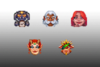 Pacote de Emoticons: The Summit 3