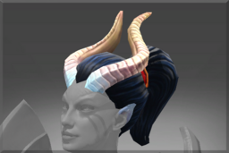 Cosmetic icon Horns of the Dark Angel.png