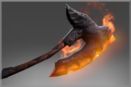 Cosmetic icon Raven's Flame Weapon.png