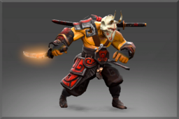 Cosmetic icon The Exiled Ronin Set.png