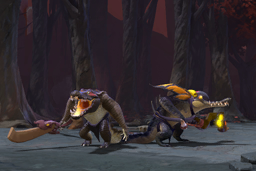 Cosmetic icon Reptilian Refuge Dire Creeps.png
