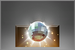 Cosmetic icon The International 10 Battle Pass - Consumable Disco Ball.png