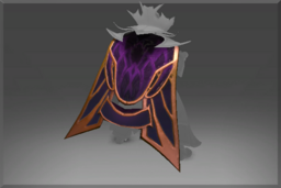 Cosmetic icon Cape of Sinister Lightning.png