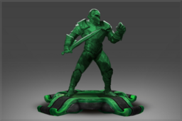 Cosmetic icon Heroic Effigy of Jade.png