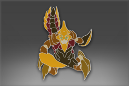 Cosmetic icon Classic Pin Sand King.png