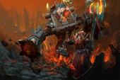 Загрузочный экран: The Wailing Inferno