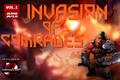 Invasion of Comrades Vol. 1