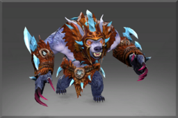 Cosmetic icon Cryogenic Embrace Set.png