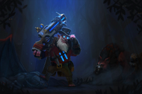 Loading Screen of the Occultist's Pursuit