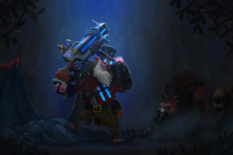 Cosmetic icon Loading Screen of the Occultist's Pursuit.png