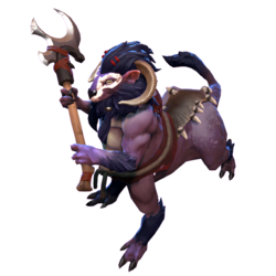 Ancient Prowler Shaman model.png