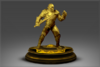 Golden Heroic Effigy of The International 2015