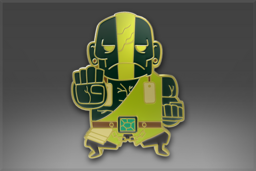Cosmetic icon Pin Earth Spirit.png