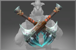 Cosmetic icon Frostreach Brigands Axes.png