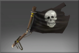 Cosmetic icon Pirate Slayer's Black Flag.png