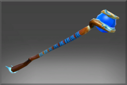 Cosmetic icon Wizardry Staff of the North.png