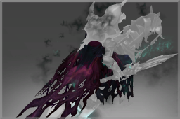 Cosmetic icon Cape of the Everblack.png