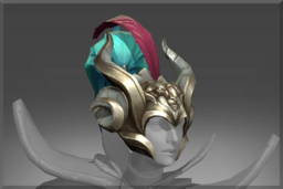 Cosmetic icon Helm of the Sacrosanct.png