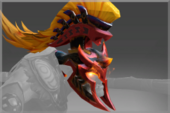 Helm of the Ember Demons