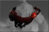 Xale do Ceifador da Névoa Vermelha