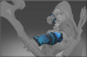 Death Shadow Bracers