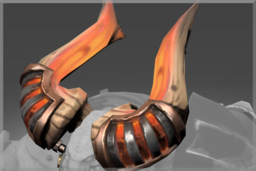 Cosmetic icon Horns of the Obsidian Forge.png