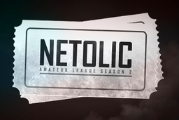 Cosmetic icon Netolic Amateur League Season 2 Ticket.png