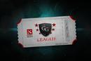 GG League Ticket