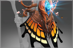 Cosmetic icon Monarch of the Sapphire Glen.png