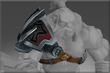 Pauldron of the Red Conqueror