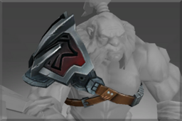 Cosmetic icon Pauldron of the Red Conqueror.png