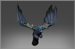 Cosmetic icon Raven of the Chaos Wastes.png