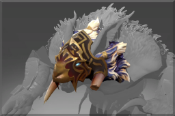 Cosmetic icon Helm of the Ferocious Heart.png