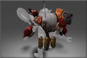 Mechanical Departure Armor