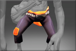Cosmetic icon Pants of the Devilish Conjurer.png