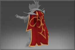 Cosmetic icon Cape of the Burning Cabal.png
