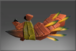 Cosmetic icon Heavy Barbed Arms.png