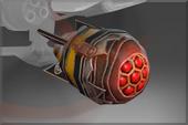 Payload of the Vespidun Hunter-Killer
