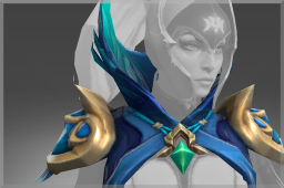 Cosmetic icon Emeraldine Spaulders.png