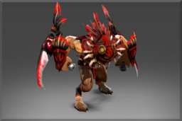 Cosmetic icon Ardor of the Scarlet Raven Set.png