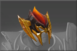 Cosmetic icon Helm of the Fire Dragon.png